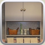 New Cabinet with Formica