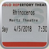 ASOLO theater to see Ionesco's Rhinoceros